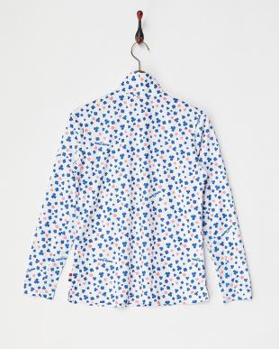 WT レディス ハーフジップ長袖シャツ UVカット・吸汗速乾を見る