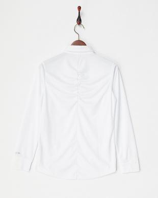 WT レディス フラワーレース長袖シャツ UVカット・吸汗速乾を見る