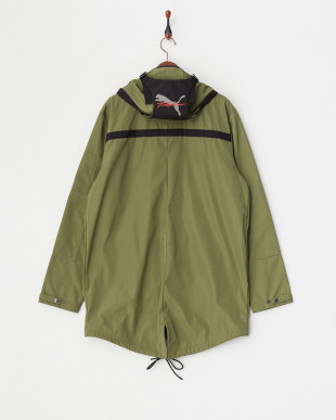 BURNT OLIVE- PUMA×TRAPSTAR PARKA|MEN見る