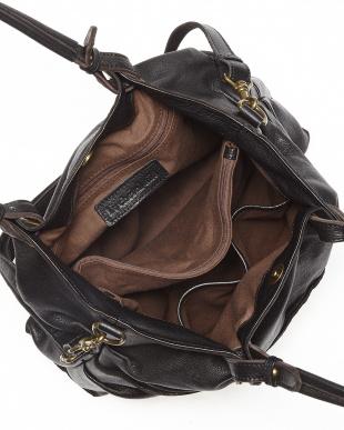 BLK Point プワン 切り替えデザイン 2WAYトートバッグを見る