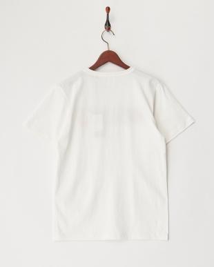 WHITE ARMYプリント刺繍Tシャツを見る