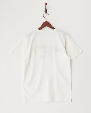 WHITE ARMYプリント刺繍Tシャツを見る