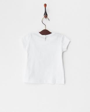 シロ フロントプリントTシャツ(12M~)を見る