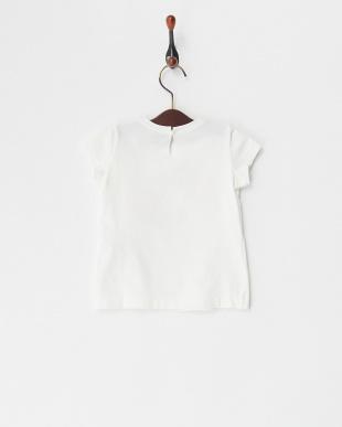 シロ ストーンロゴ&ローズTシャツ(12M~)を見る