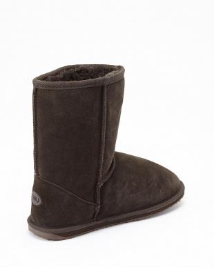 Chocolate チョコレート Wallaby Lo ブーツを見る
