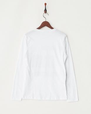 ホワイト FREEDOM 長袖Tシャツを見る