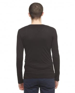 ブラック FR FASHION 長袖Tシャツを見る