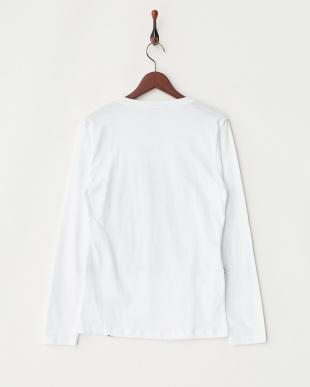 ホワイト FR FASHION 長袖Tシャツを見る