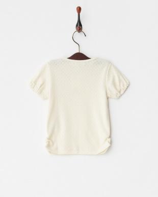 ECRU キナリ BASIC 半袖Tシャツを見る