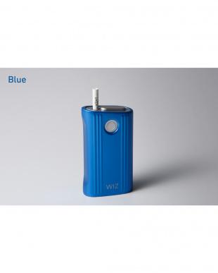 ブルー glo専用ケース Aluminum Case for glo見る
