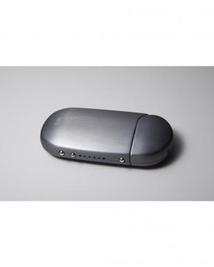 グラファイト iQOS専用 IQOS Aluminum Case for 2.4/2.4 Plus見る