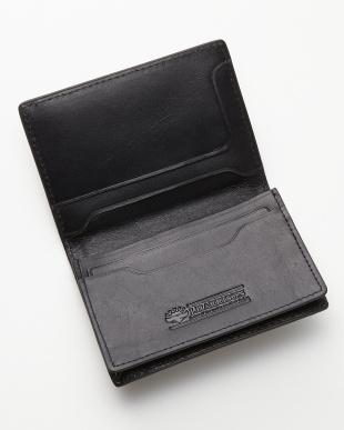 ブラック 名刺/カード入れ見る