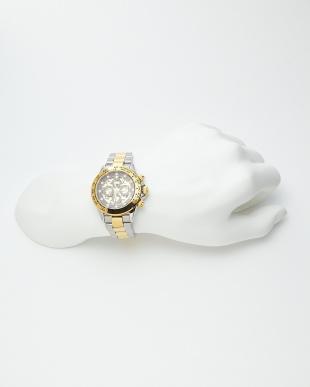 ゴールド/ブラック 機械式腕時計 003 MENを見る