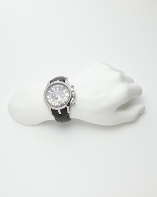 シルバー/ブラック 機械式腕時計 033 MENを見る