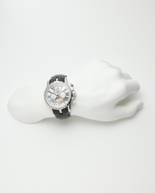 シルバーホワイト 機械式腕時計 033|MENを見る