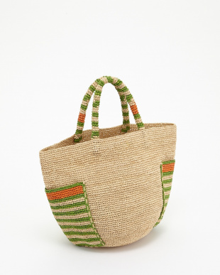 ANIS/NAT ANUANUA BAG MEDIUM BAGを見る