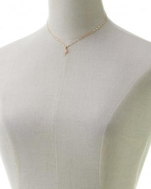 K10 ムーンストーン ネックレスを見る