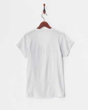 ライトグレー 吸汗速乾 「ワキ汗対策」深Vネック2分袖Tシャツ DRY CONTROLを見る