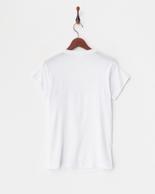 ホワイト 吸汗速乾 「ワキ汗対策」深Vネック2分袖Tシャツ DRY CONTROLを見る