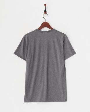 グレー 吸水速乾 やわらか肌触り VネックTシャツ ULTRA DRYを見る