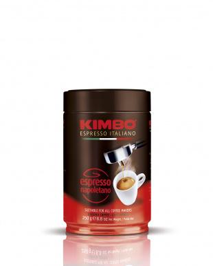 キンボ エスプレッソ粉 缶タイプ3種セットを見る
