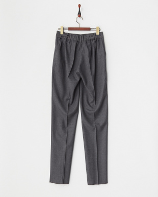 DARK GREY RENATO Long pants見る