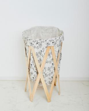 ボタニカル×ナチュラル ナチュラルな洗濯かご Laundry Hamper(ランドリーハンパー)を見る
