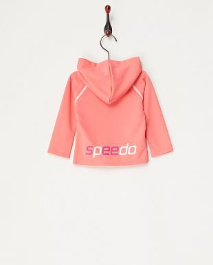 ポージーピンク フルジップアクアシャツ|BABYを見る