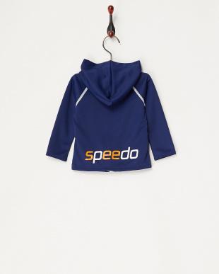 ディープインディゴ フルジップアクアシャツ|BABYを見る