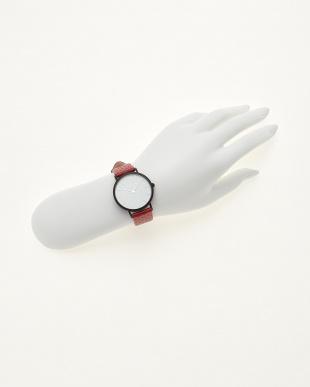 レッド/ホワイト 腕時計 Verdiwatch  Perfoを見る