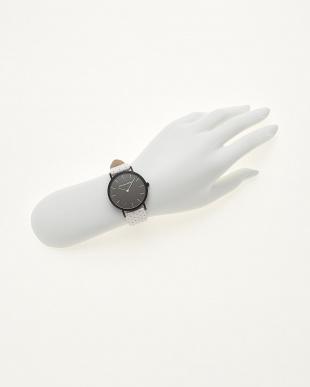 ホワイト/ブラック 腕時計 Verdiwatch  Perfoを見る