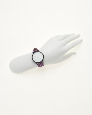 ブラックホワイトレッド/ホワイト 腕時計 Verdiwatch  Micro hexagonを見る