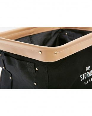 アイボリー The Storage 収納ボックス(レギュラーサイズ)を見る
