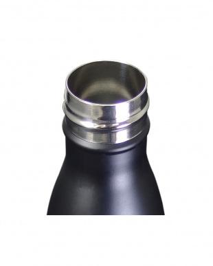 ブラック ステンレスボトル400mL見る