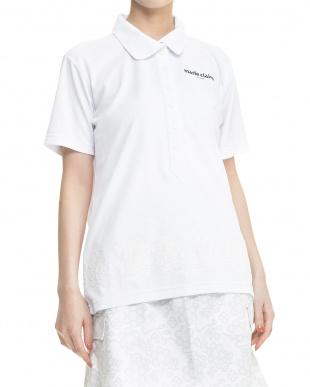 WT レディス 吸汗速乾&UVカット フラワーラバーptハンソデシャツを見る