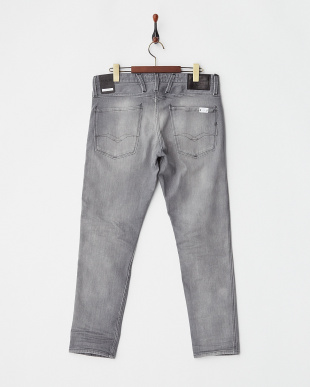 DARK GREY ANBASS 10.5 OZ STRETCH DENIMを見る