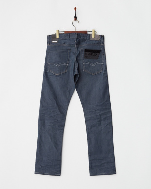 DARK GREY WAITOM 10 OZ DARK GREY STRETCH DENIMを見る