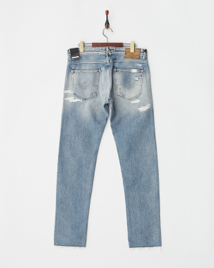 INDIGO RONAS 15 OZ ORIGINAL OPEN-END DENIMを見る