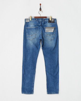DEEP BLUE ANBASS 10.5 OZ DEEP BLUE INDIGO COMFORT DENIMを見る