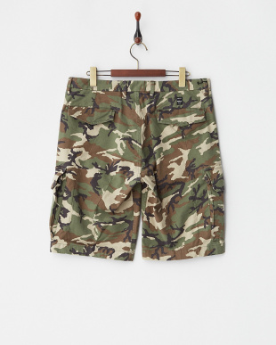 CAMOUFLAGE PRINTED TWILL Shortsを見る