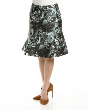 ANTHRACITE GFLEURLION Skirtを見る