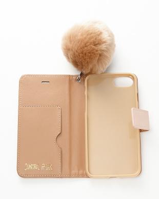 PINK スターパッチワークiPhone7ケース見る