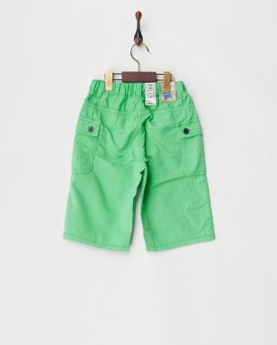 グリーン 二重織りリップハーフパンツ(ジュニアサイズ)を見る