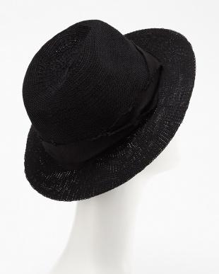 ブラック MIDDLE BRIM THERMOS HATを見る