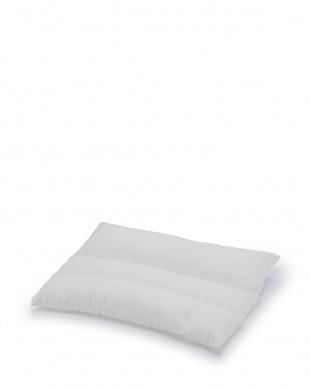 オレンジ サラッと、ひんやりピローカバー付きウォッシャブルパイプ枕を見る