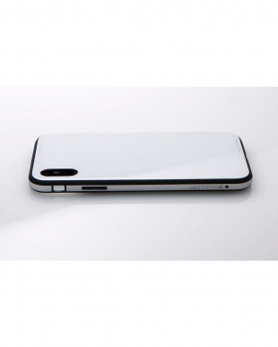 ホワイト Hybrid Case UNIO for iPhone X見る