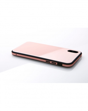 ピンク Hybrid Case UNIO for iPhone Xを見る