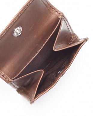 チョコ カーフスキン コインケースを見る