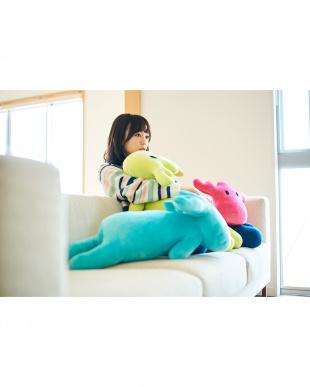 ピンク moz 抱き枕 Lを見る