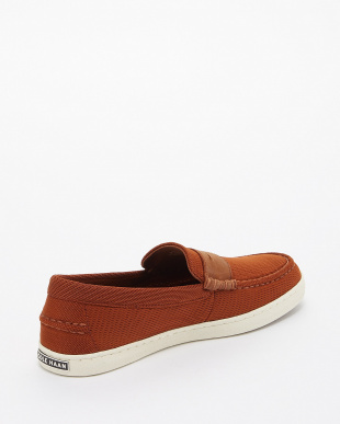 BRITISH TAN NANTUCKET KNT LOAFERを見る
